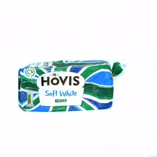 Picture of Hovis Thick Soft White Sliced Bread 800G