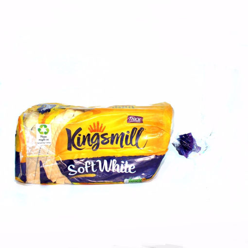 Picture of Kingsmill Thick Soft White Sliced Bread 800G