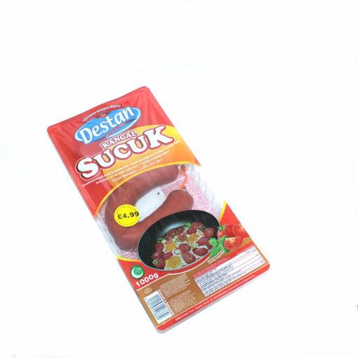Picture of Destan Kangal Garlic Sausage 1000G