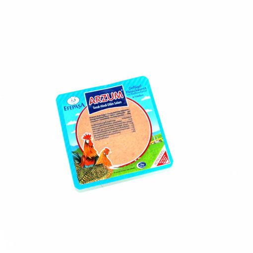 Picture of Efepasa Arzum Chicken & Turkey Sliced Salami 200G