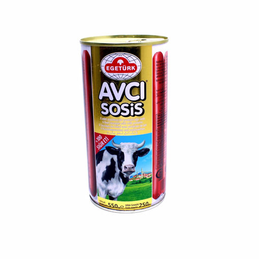 Picture of Egeturk Avci Sausages 550G