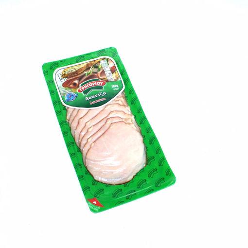 Picture of Lountza Smoked Pork Loin 150G