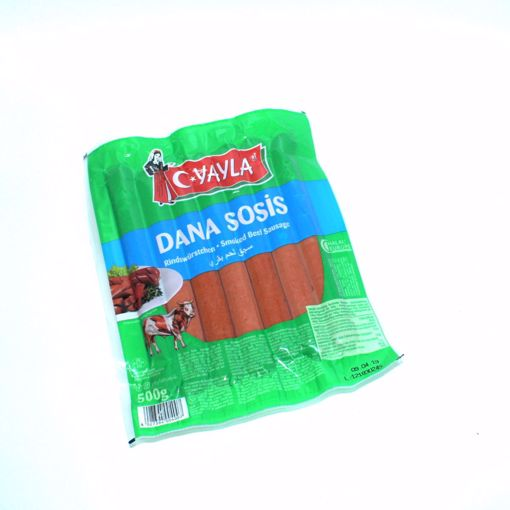 Picture of Yayla Smoked Beef Sausage 500G