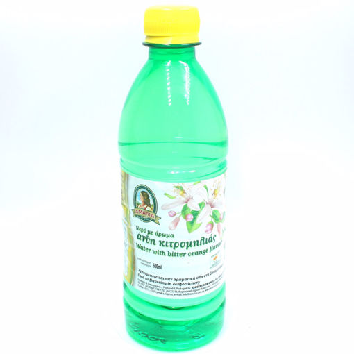 Picture of Amalia Water With Bitter Orange Flavour 500Ml