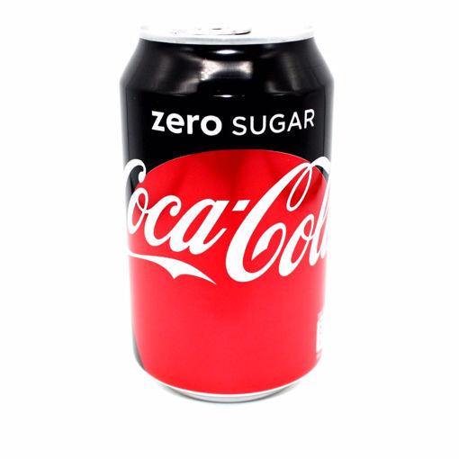 Picture of Coca Cola Zero 33Ml