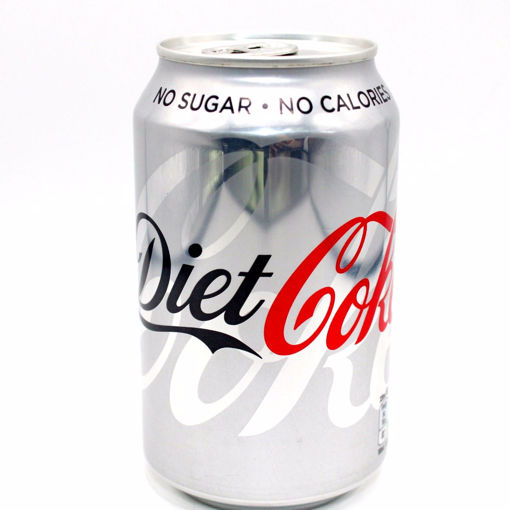 Picture of Diet Coke Can 330Ml