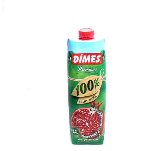 Picture of Dimes 100% Pomegranate Juice 1Lt