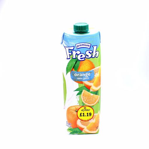 Picture of Fresh Orange 100% Fruit Juice 1Lt