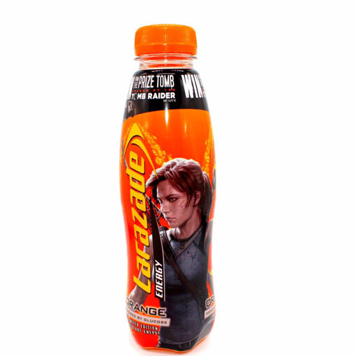 Picture of Lucozade Orange Energy Drink 380Ml