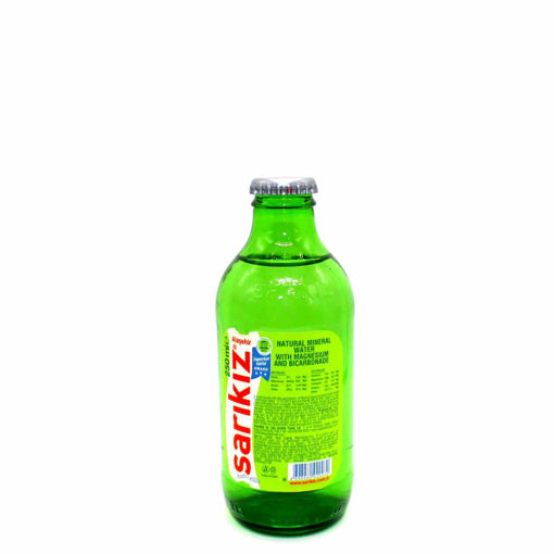Picture of Sarikiz Sparkling Mineral Water 250Ml