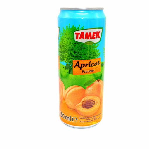 Picture of Tamek Apricot Nectar 330Ml
