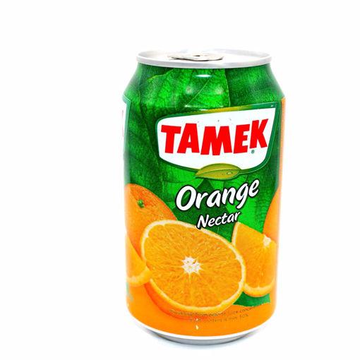 Picture of Tamek Orange Nectar 330Ml