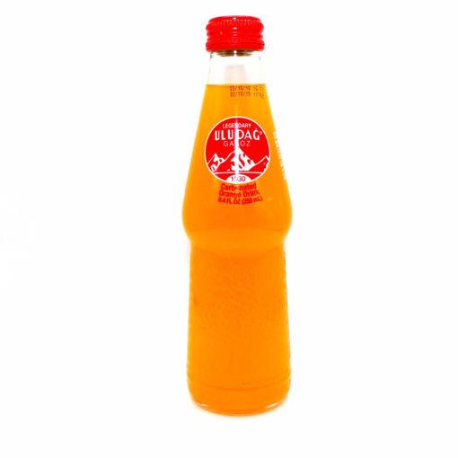 Picture of Uludag Carbonated Orange Drink 250Ml