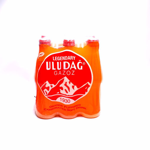 Picture of Uludag Orange Flavored Drink 6X250ml