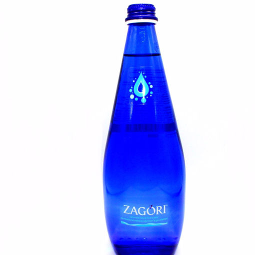 Picture of Zagori Carbonated Natural Mineral Water 750Ml