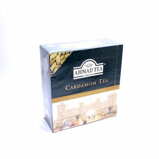 Picture of Ahmad Cardamom 100 Tea Bags 200G