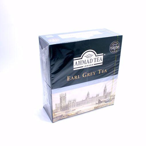 Picture of Ahmad Earl Grey 100 Tea Bags 200G