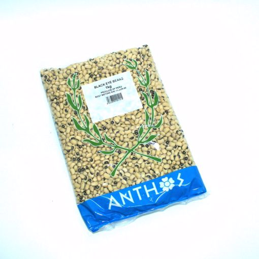 Picture of Anthos Black Eye Beans 1Kg
