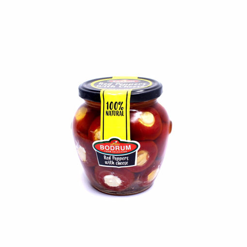 Picture of Bodrum Red Pepper With Cheese 530G