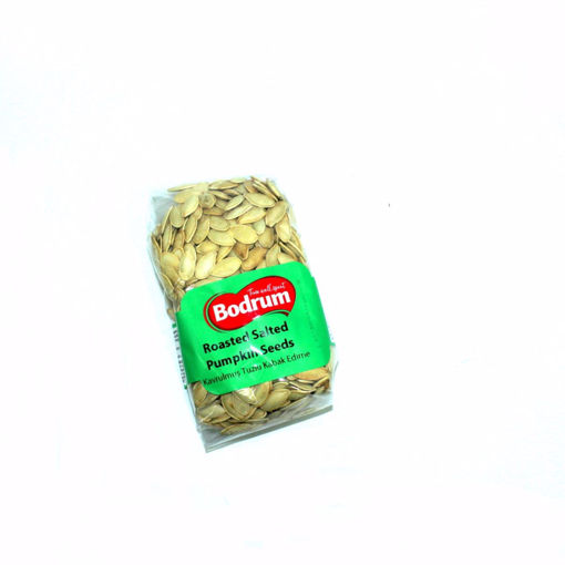 Picture of Bodrum Roasted Salted Pumpkin Seeds 200G