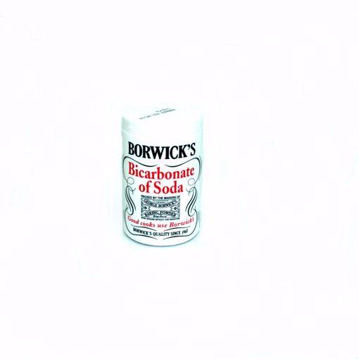 Picture of Borwick's Bicarbonate Of Soda 100G