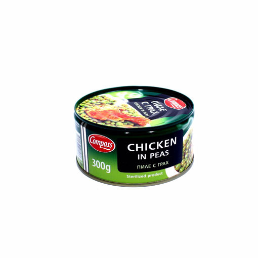 Picture of Compass Chicken In Peas 300G