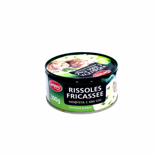 Picture of Compass Rissoles Fricassee 300G