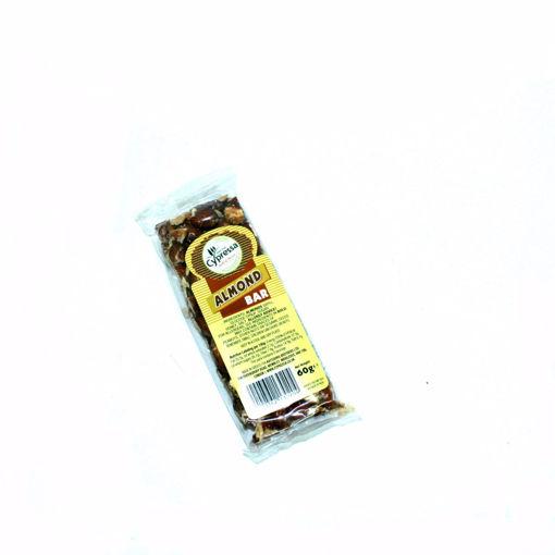 Picture of Cypressa Almond Bar 60G
