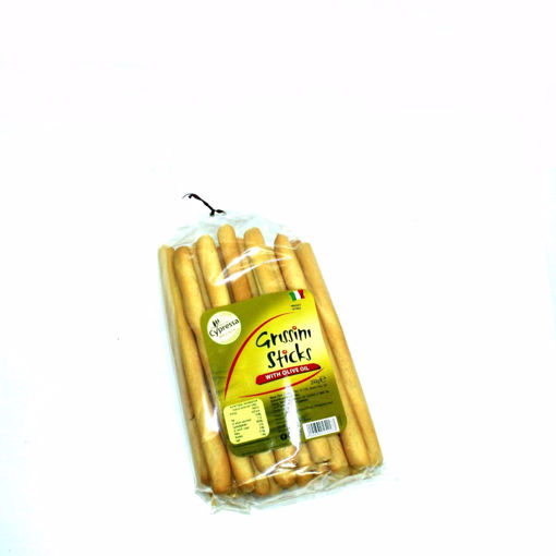 Picture of Cypressa Grissini Sticks With Olive Oil 250G