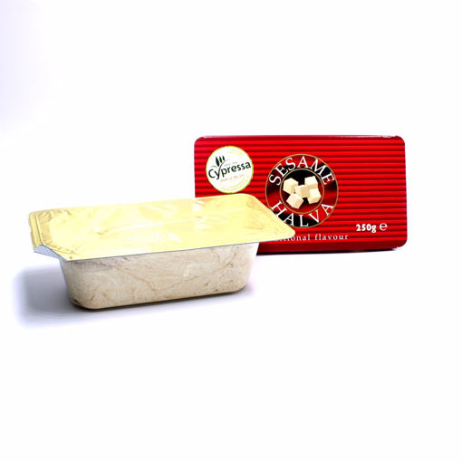 Picture of Cypressa Vanilla Sesame Halva 250G