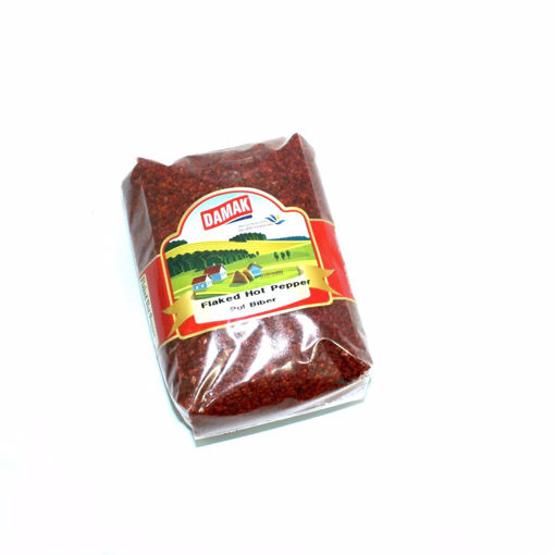 Picture of Damak Flaked Hot Pepper 500G