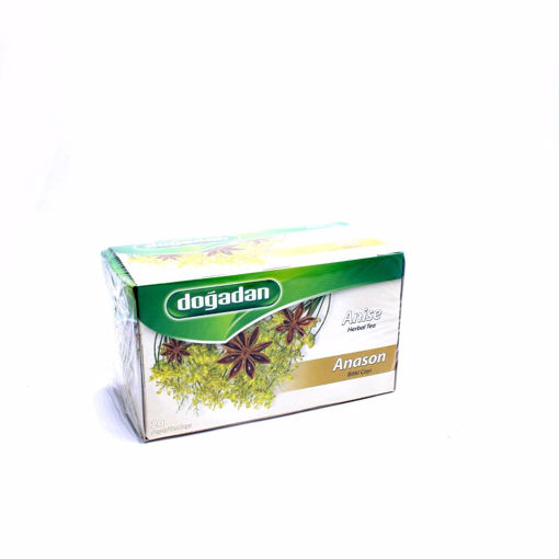 Picture of Dogadan Anise 20 Tea Bags 40G