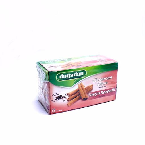 Picture of Dogadan Cinnamon Clove 20 Tea Bags 40G