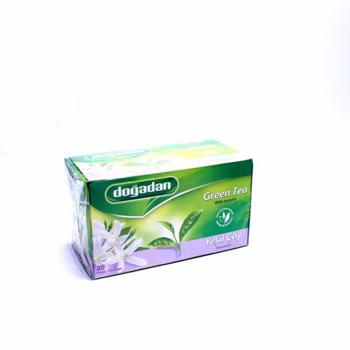 Picture of Dogadan Green 20 Tea Bags 34G