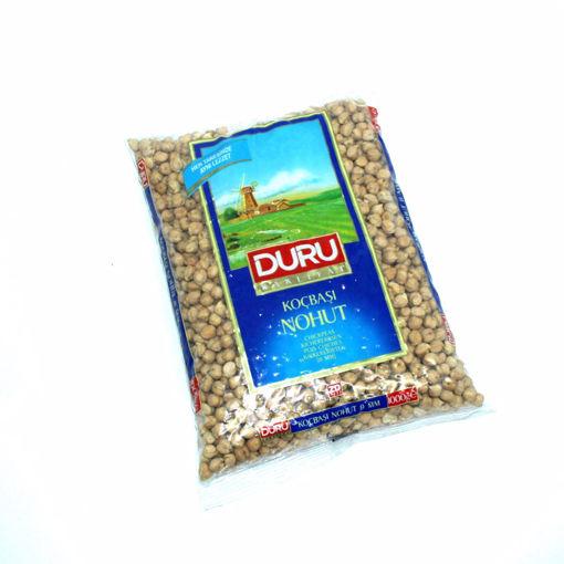 Picture of Duru Chickpeas 8Mm, 1Kg