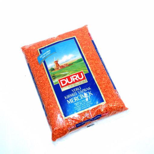 Picture of Duru Split Red Lentils 1Kg