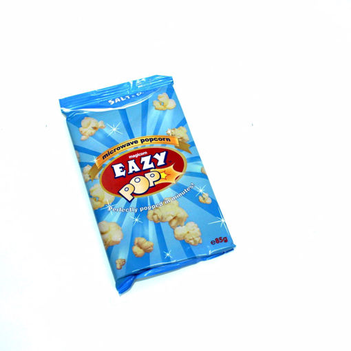Picture of Eazy Microwave Salted Popcorn 85G