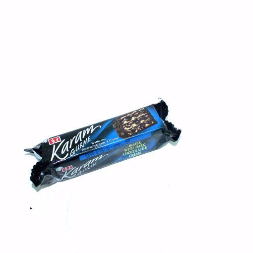 Picture of Eti Karam Gurme Wafer With Dark Chocolate Cream 50G