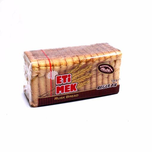 Picture of Eti Mek Regular Rusk Bread 125G