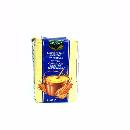 Picture of Farina Yellow Corn Flour 1Kg