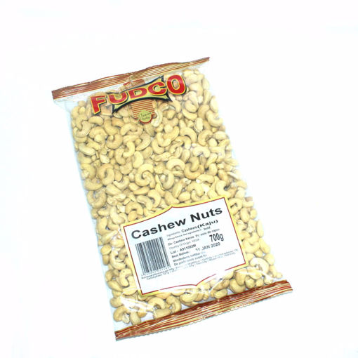 Picture of Fudco Cashew Nuts 700G