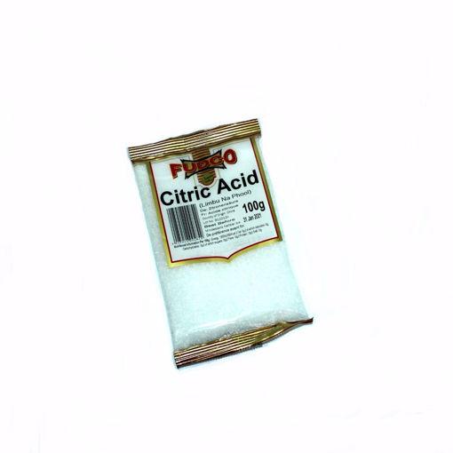 Picture of Fudco Citric Acid 100G