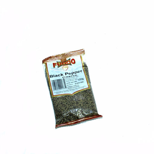 Picture of Fudco Coarse Black Pepper 100G