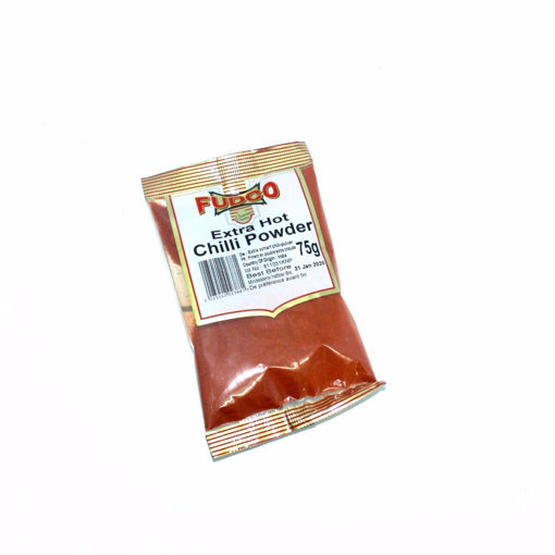 Picture of Fudco Extra Hot Chilli Powder 75G