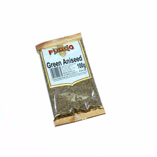 Picture of Fudco Green Aniseed 100G