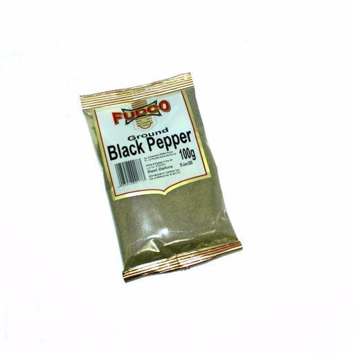 Picture of Fudco Ground Black Pepper 100G