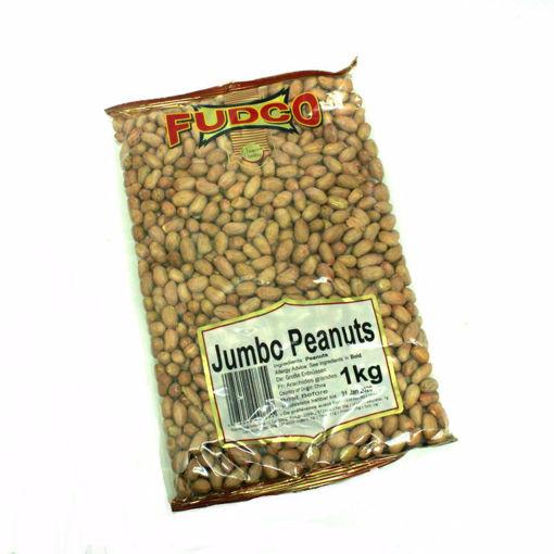 Picture of Fudco Jumbo Peanuts 1Kg