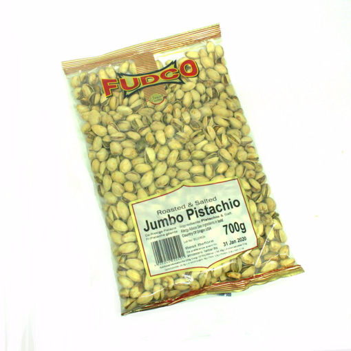 Picture of Fudco Salted & Roasted Jumbo Pistachio 700G
