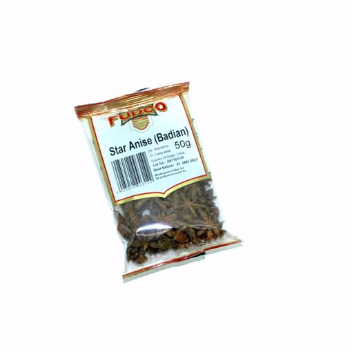 Picture of Fudco Star Anise / Badian 50G