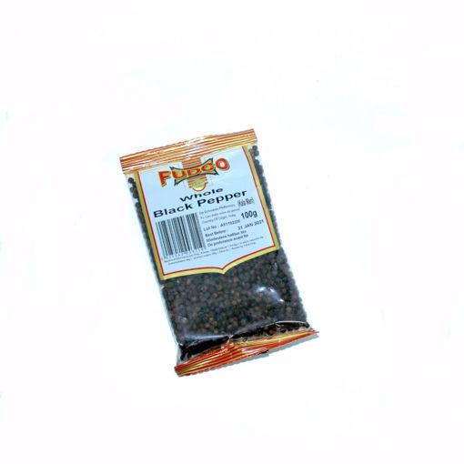 Picture of Fudco Whole Black Pepper 100G